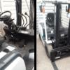 Вилковий навантажувач UNICARRIERS (TCM) FHD15T3Z 1600