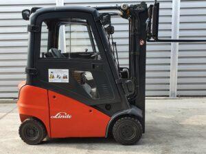 Навантажувач дизельний Linde H16D